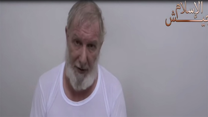 ​British hostage freed by militants in Libya