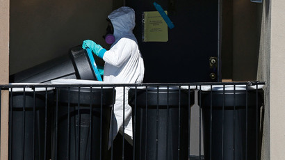 US approves experimental drug for emergency Ebola treatment