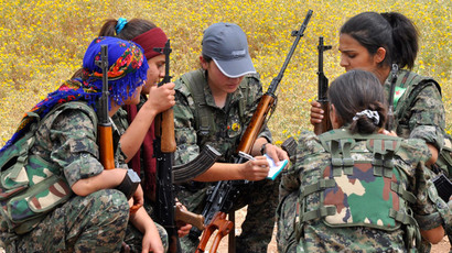 Child soldiers scandal: 6 yrs armed service for 16yos challenged