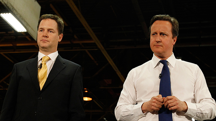 Coalition demolition? Lib Dems rule out 2nd Tory alliance over human rights policy
