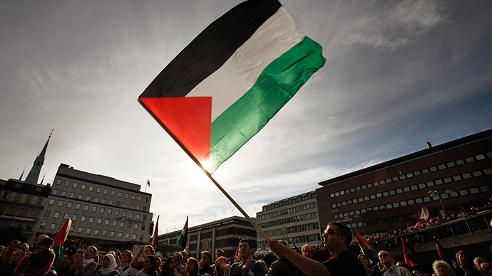 Sweden officially recognizes Palestinian state, Israel recalls ambassador