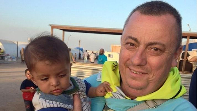 ISIS hostage Henning believed he would be freed