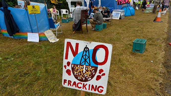 Frack & ruin: UK farmers fear financial devastation from shale drilling
