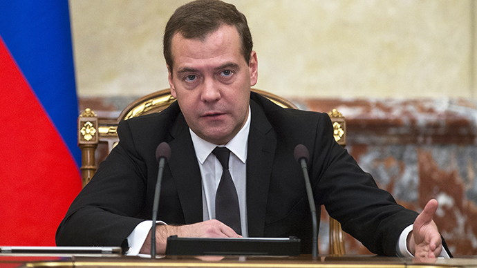 Gas supply compromise with Ukraine needs to be reached before winter – Medvedev