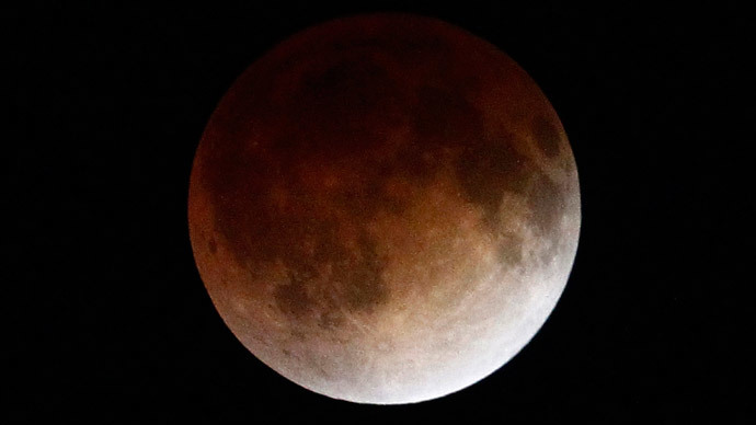 Rare eclipse Wednesday will show darkened moon and rising sun together