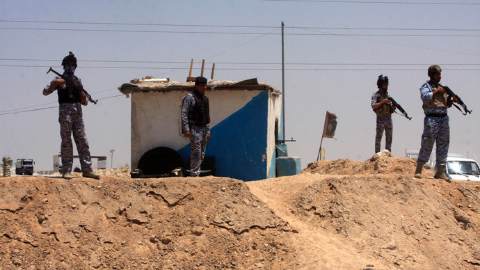 3,000 ISIS fighters reportedly cross into Iraq as Kurdish forces prepare to fight