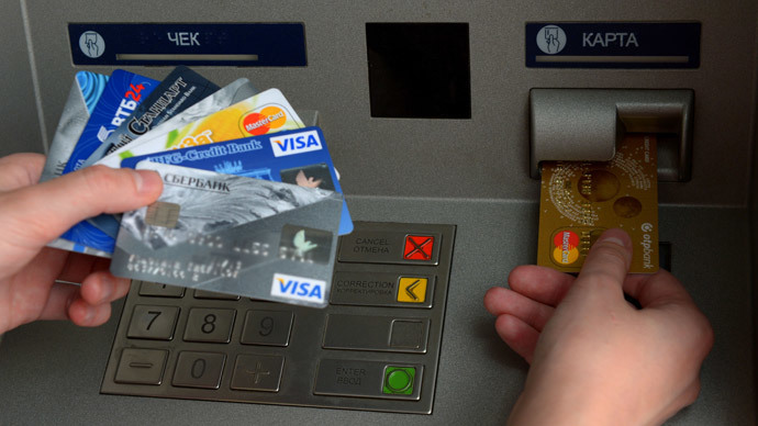 ​Russia to force card issuers to use domestic payment system