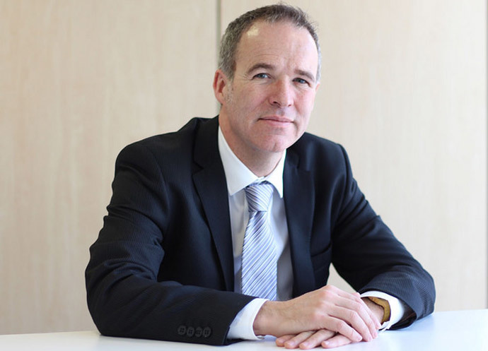 Rob Webster, chief executive of the NHS Confederation. (image from flickr.com)