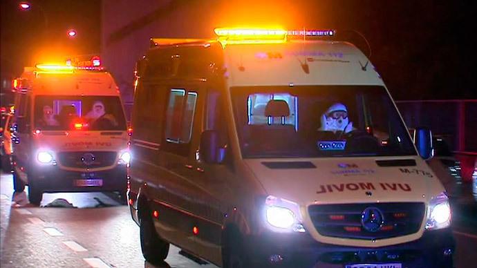 Ebola in Spain: 4 people including nurse hospitalized in Madrid