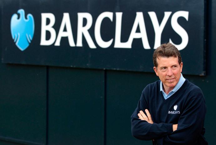 Bob Diamond, Chief Executive of Barclays PLC (Reuters / David Moir)