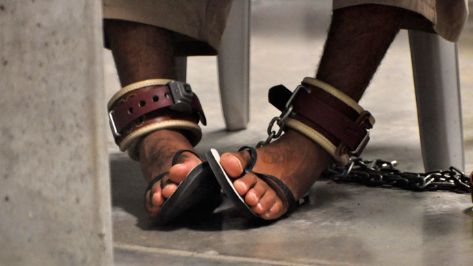 Gitmo jailers use force-feeding to punish detainees, lawyers argue