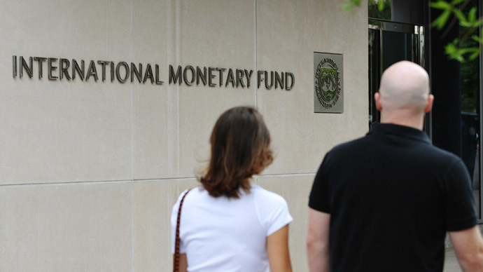 ​IMF cuts 2014 global growth forecast to 3.3%