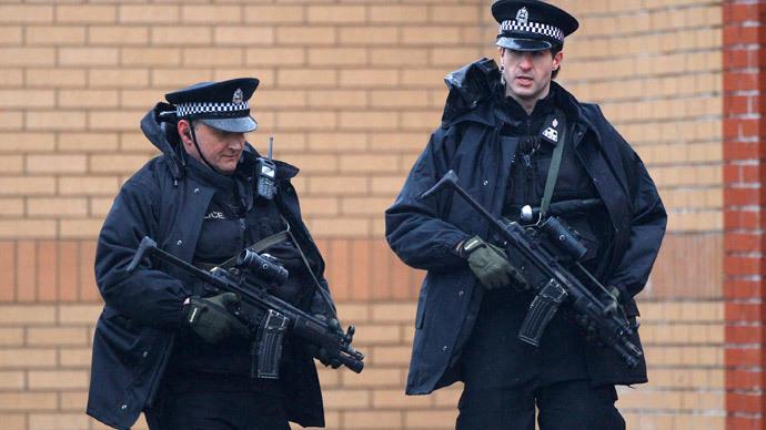 UK police arrest 4 London men in 'Islamist' terror investigation