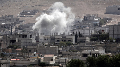 Turkey wants anti-Assad army in control of Kobani – Turkish PM