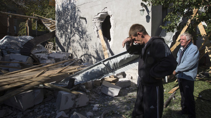 UN: 3,660 killed, 8,756 wounded in Ukraine conflict since April