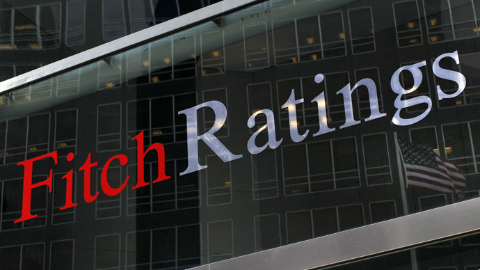 Fitch: Ukraine's capital two steps away from default