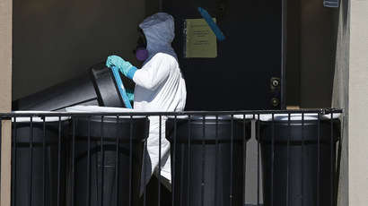 UK to send 750 troops to Sierra Leone in Ebola support effort