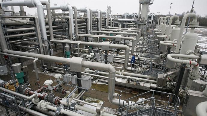 Russia's Gazprom buys Europe's biggest gas storage facility