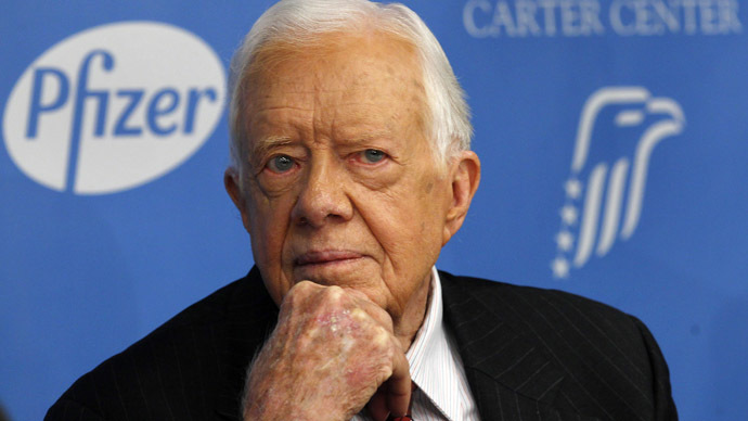Jimmy Carter slams Obama's handling of ISIS: 'We waited too long'