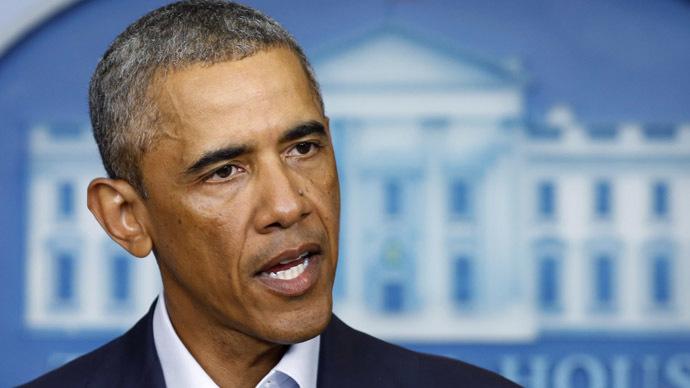 U.S. President Barack Obama. (Reuters/Larry Downing)