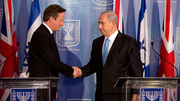 UK-Israel trade hits record high despite Gaza carnage