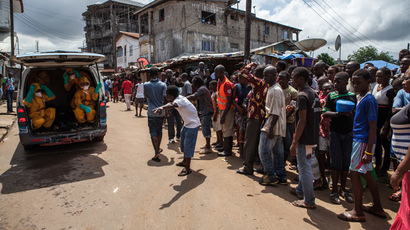 Ebola outbreak to get 'a lot worse' – UK Health Secretary