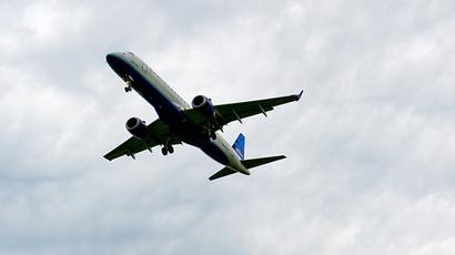 A JetBlue aircraft (AFP Photo)