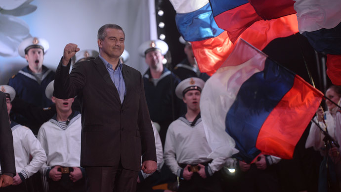 'Russian Unity' leader unanimously elected head of Crimean Republic