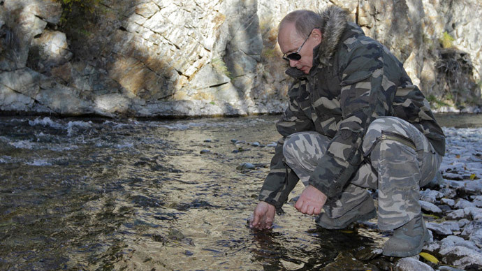 'Everything aches!' Putin reveals how he spent his birthday in Siberia