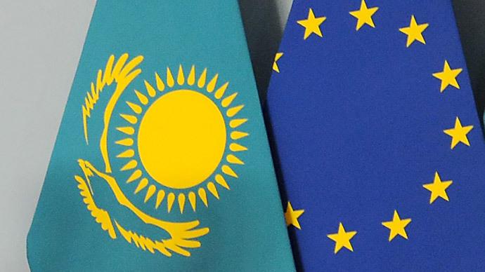 EU, Kazakhstan agree on enhanced cooperation