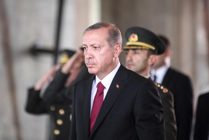 Turkish President Recep Tayyip Erdogan (AFP Photo / Str)