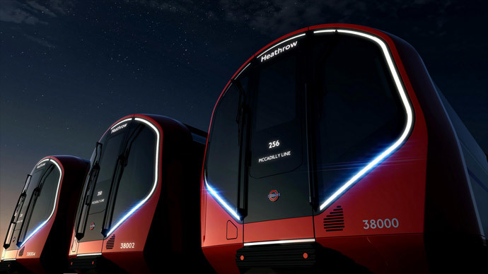 London's new 'driverless' Tube trains slammed by unions
