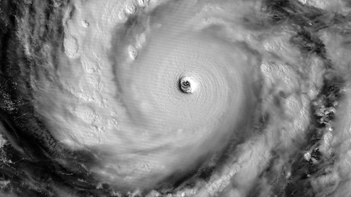Strongest storm of 2014 as seen by NASA astronaut (PHOTO)
