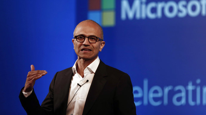 Microsoft CEO to women: Not asking for pay raise is 'good karma'