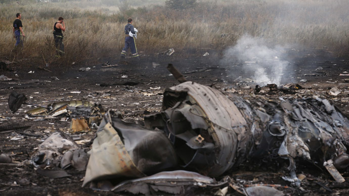 MH17 crash: Ukraine security chief says missile only Kiev has may be found at crash site