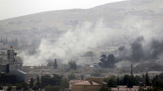 ISIS now controls 40% of Kobani – top US official