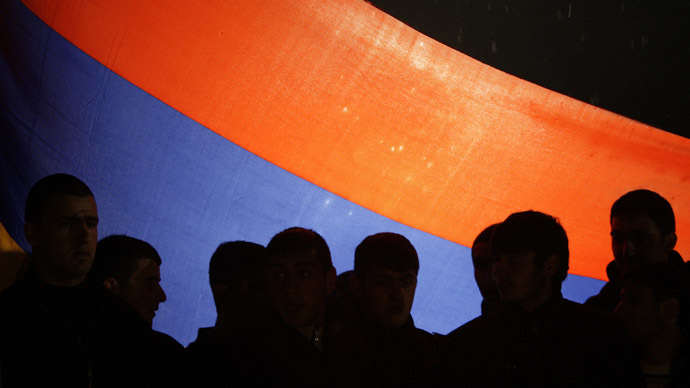Armenia to join Eurasian Economic Union