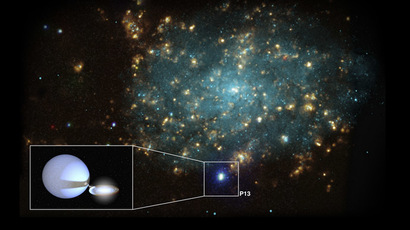 Milky Way space pirate bullies nearby dwarf galaxies