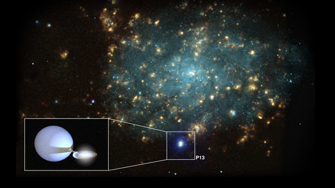 Super-hungry black hole gobbles star at rate previously thought impossible