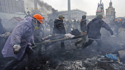 Euromaidan anniversary: 21 steps from peaceful rally to civil war