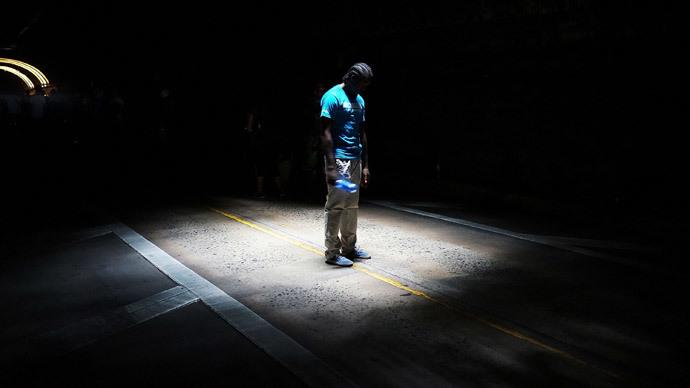 AFP Photo / Spencer Platt