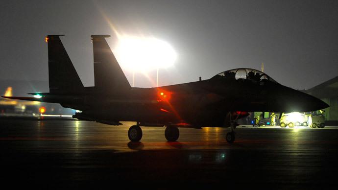 US blames news reports for air strike failures