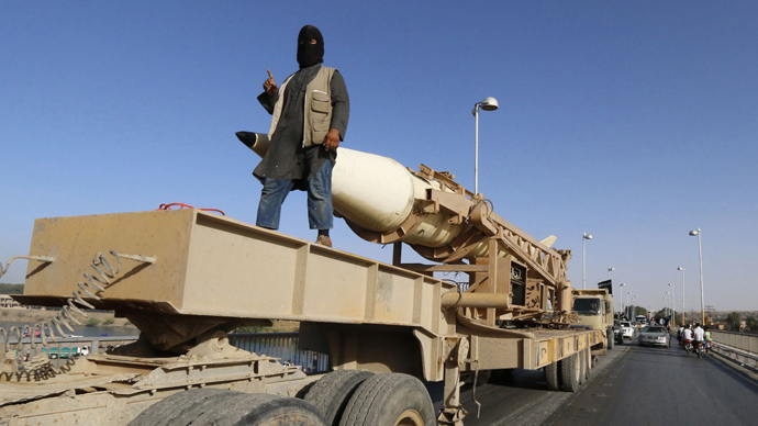 Battle for Baghdad: ISIS now within 8 miles of airport, armed with MANPADS