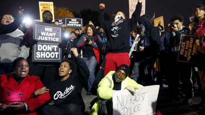 Coast to coast, US boiling with rage over Ferguson verdict (PHOTOS, VIDEO)