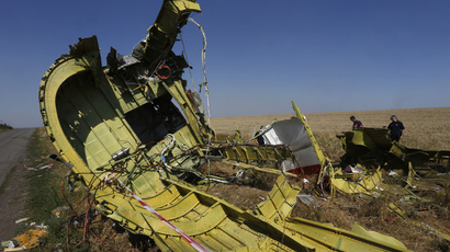 Not alone: New radar data indicates other jets on MH17 course before crash