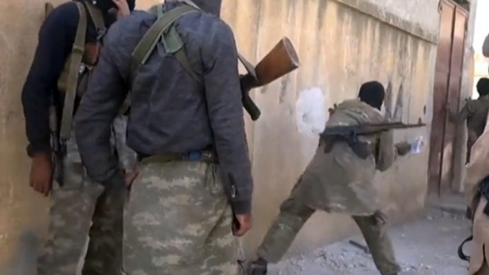 Siege of Kobani: Insider video shows ISIS militants advance