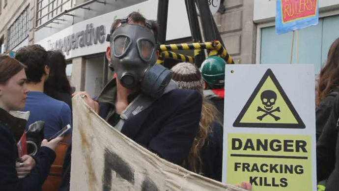 Global Frackdown day: World unites to protect environment & health