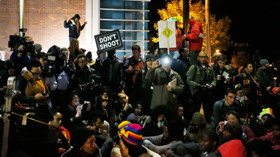 Cornel West among protesters arrested in Ferguson (VIDEO)