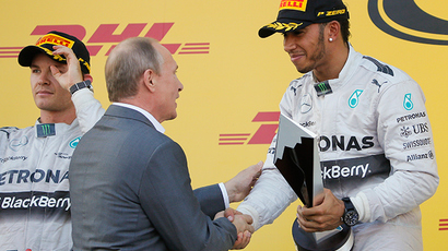 Racing bosses crown Sochi as best Formula 1 track in 2014