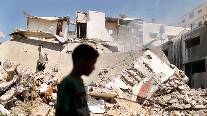 International effort raises $5.4 billion for Gaza